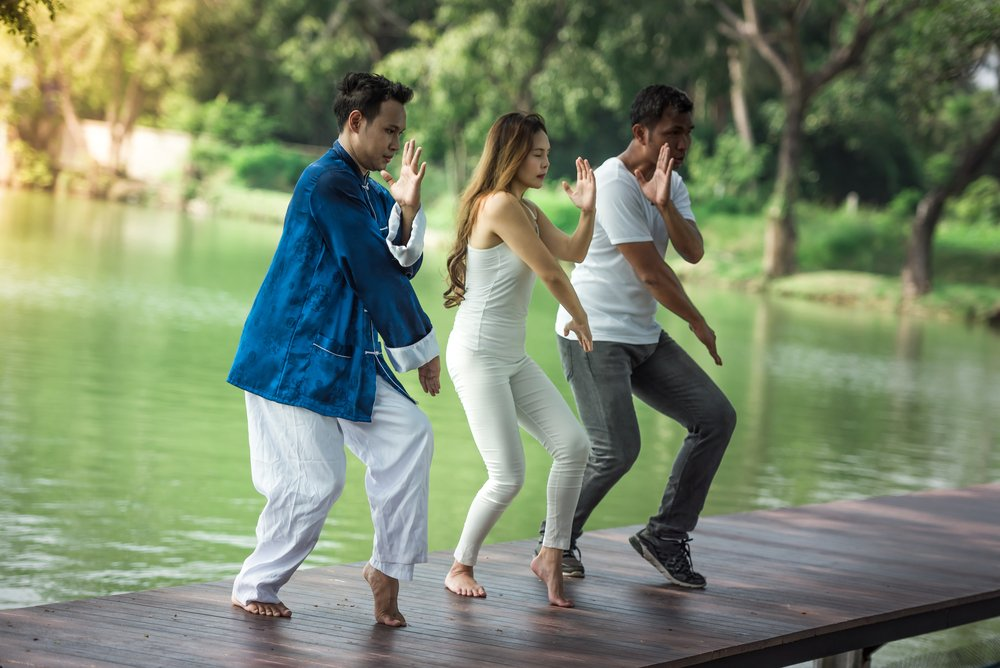 5 best QiGong exercises for beginners